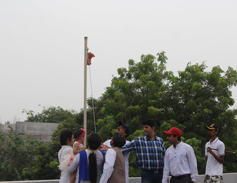 Flag Hosting 15th August